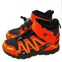 Buty zimowe Pomarańczowy Bardzo dobry Zima 40 Dla Zapięcie inne