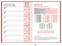 planer KALENDARZ CHIŃSKI TONG SHU 2021 Feng Shui Kod producenta 9788366157552