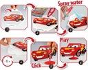 AUTA 3 KORALIKI AQUABEADS - ZESTAW KREATYWNY CARS Materiał Inny