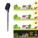Girlandy Lampki Cherry Ogrodowe Solarne 50 LED 7m Seria inna