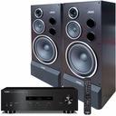 Yamaha A-S201 + Tonsil Altus 300 zestaw stereo Waga (z opakowaniem) 65 kg
