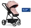 Wózek 3w1 wielofunkcyjny ONEMAX LEKKI ALUMINIOWY++ Kolor Odcienie różu