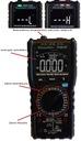Мультиметр True RMS Auto-Manual FORSCHER FS8216