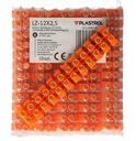 Listwa zaciskowa 12 x 2.5mm termoplastyczna Marka Abex