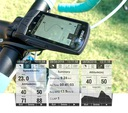 Meilan M1 Licznik Rowerowy Bluetooth GPS Navi ANT+ Kolor dominujący czarny