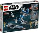 LEGO STAR WARS 75280 Żołnierze-klony z 501 legionu Bohater Star Wars