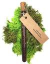 Herbata Zioła eko Szklane Fiolki ZESTAW PREZENT Waga produktu z opakowaniem jednostkowym 0.176 kg