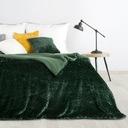 одеяло покрывало - Декоративная 170x210 Amber зеленый моли