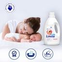 LOVELA Baby Mleczko do Prania Kolorów 4x2,9l Cechy dodatkowe hipoalergiczny skuteczny w niskiej temperaturze
