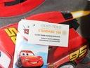 CARS AUTA PIŻAMA PIŻAMKA CHŁOPIĘCA DŁUGI RĘKAW 128 Marka Disney