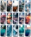 150wzorów ETUI GLASS CASE+SZKŁO SAMSUNG GALAXY A70 Kolor wielokolorowy