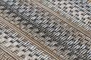 DYWAN SIZAL TARAS OUTDOOR FORT 80x150 PASY #B794 Kolor wielokolorowy beżowy odcienie brązowego odcienie szarości