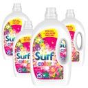 Surf Płyn do prania Tropical Lily Kolor 4x3l 240pr