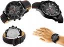 Zegarek Gino Rossi Exclusive CHRONOGRAF BOX GRAWER Materiał paska skóra naturalna