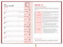 planer KALENDARZ CHIŃSKI TONG SHU 2021 Feng Shui Okładka twarda