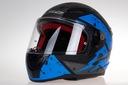LS2 FF353 RAPID KASK MOTOCYKLOWY DEADBOLT BLUE Typ Integralne / Pełne