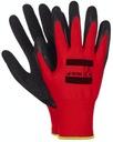 Rękawiczki RĘKAWICE robocze r10 LATEX op. 10 PAR Marka inna