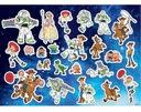 Kolorowanka blok z naklejkami Toy Story 562232 Bohater Toy Story