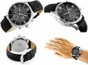 Zegarek Gino Rossi Exclusive CHRONOGRAF BOX GRAWER Materiał koperty stal