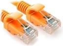 Patch cord kategoria 5e osłonka zalewana 0.5m Kod producenta PP12-0.5M/O