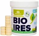 Tabletki do szamba Bioires na Rok + Tłuszcze 5w1 Kod producenta BAKTERIE DO OCZYSZCZALNI 24+4