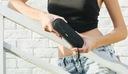 Tribit MaxSound Plus niebieski głośnik Bluetooth Wysokość produktu 6.5 cm