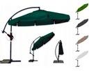 Зонтик садовый instagram Большой 350cm Мощный 3цвета