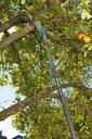 Piła ogrodowa Gardena Combisystem teleskopowa Zasilanie ręczne