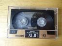 Kaseta magnetofonowa Maxell XL II 90 Made England Typ nośnika kaseta magnetofonowa