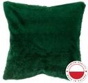 Poduszka dekoracyjna jasiek miękka 40x40cm zielona Marka MD