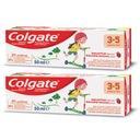 COLGATE pasta do zębów dla dzieci 3-5 lat 2x50ml