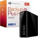 DYSK TWARDY ZEWNĘTRZNY HDD 3,5 8TB SEAGATE USB 3.0