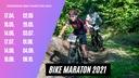 1 Nr startowy Bike Maraton 2021 Marka Bike Maraton