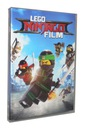 DVD - LEGO NINJAGO: FILM(2017)- nowa folia dubbing