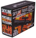 LEVENHUK Teleskop Skyline Travel Sun 50 Ogniskowa 360 mm