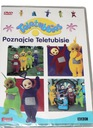 DVD - POZNAJCIE TELETUBISIE (2005) - folia dubbing