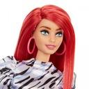 Barbie Fashionistas Modna przyjaciółka 168 zebra EAN 887961900248