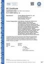 PULSOKSYMETR NAPALCOWY CONTEC CMS50D CERTYFIKAT EC Wysokość produktu 3.2 cm