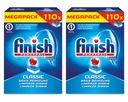Finish Classic Tabletki Zmywarki 2x110= 220szt DE