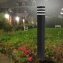 Lampa Ogrodowa 80cm stojąca słupek zewnętrzna GU10 Rodzaj gwintu GU10