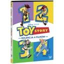 Toy Story pakiet 1-2-3-4 Disney BOX bajka