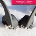 WIWA 11E szare Słuchawki Kostne Bezprzewodowe Waga produktu 36 g