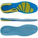Żelowe wkładki amortyzacja bolące stopy MAROL D031 Płeć Produkt uniseks