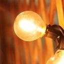 10 Led Lampki Solarne Ogrodowe Lampa Zewnętrzna Odległość między żarówkami 45 cm