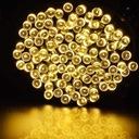 100Led Solarna Lampa 12M Ogród lampki dekoracyjne Cechy dodatkowe wodoodporność zasilanie energią słoneczną