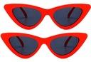 okulary KOCIE OKO czarne Przeciwsłoneczne pilotki Płeć Produkt damski