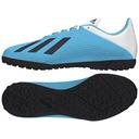 Buty adidas X 19.4 Tf M F35345 niebieskie r.48 2/3