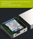Dysk sieciowy RJ45 NAS po lan do routera 1000 MBit Producent XOLORSpace