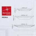 Serwis obiadowy zestaw Bormioli Rocco Prima 18 el. Liczba elementów w zestawie 18
