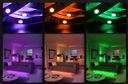 Taśma LED 20M RGB 5050 Bluetooth APLIKACJA ZESTAW Barwa światła wielokolorowy